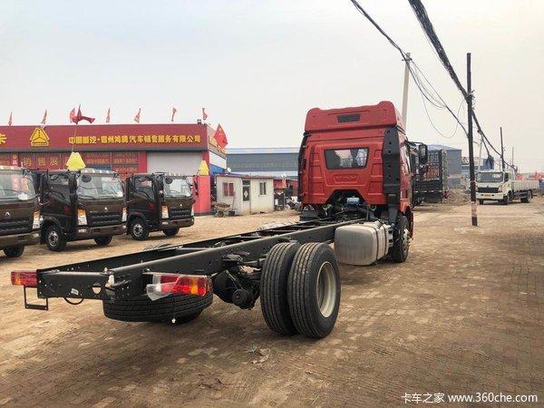 新车优惠廊坊解放J6L载货车仅售18万元