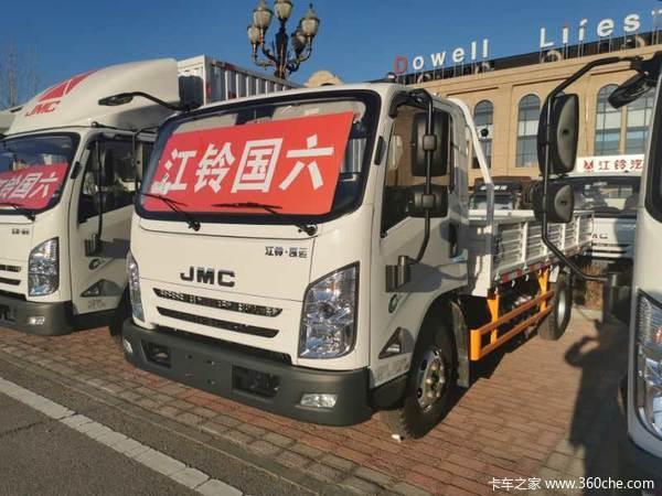 新车优惠唐山凯运强劲版载货仅售12万