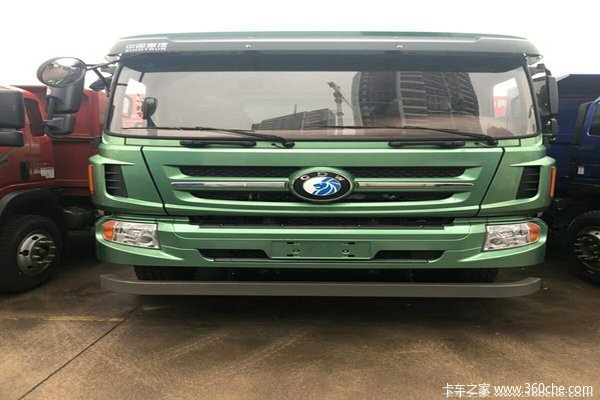 仅售19.88万元赣州王牌W5D自卸车促销