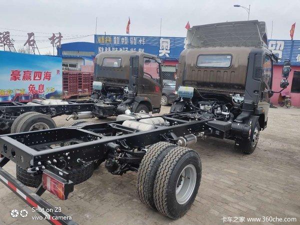 新车优惠廊坊悍将载货车仅售9.6万元