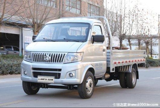 新车到店邯郸神骐T20载货车邀您品鉴