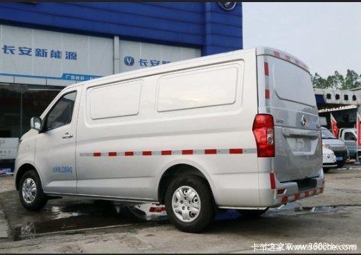 邯郸睿行M80封闭货车多款车型供您选择