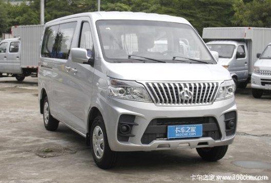 新车到店邯郸睿行M60封闭货车促销中