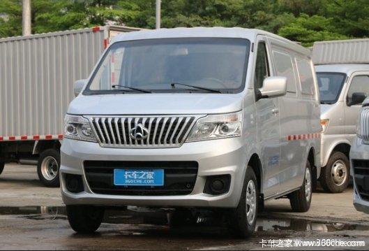 新车到店邯郸睿行M80封闭货车欢迎选购