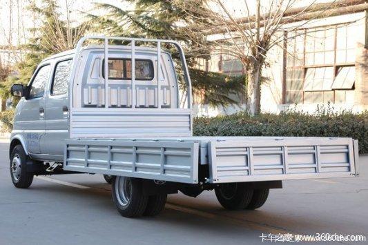 新车到店邯郸长安神骐T20双排载货车