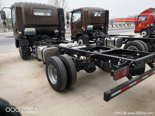 新车优惠廊坊悍将载货车仅售7.9万元