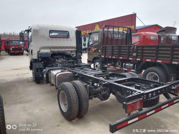 新车优惠廊坊悍将载货车仅售8.4万元