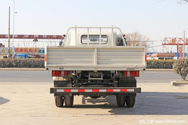 购凯锐重载金刚载货车高达10000元优惠