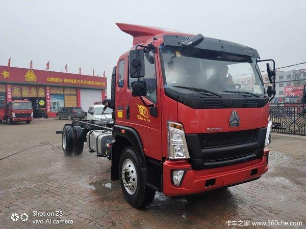 新车优惠廊坊G5X载货车仅售16.3万元