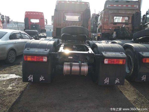 直降2.0万长春悍V420马力牵引车促销中