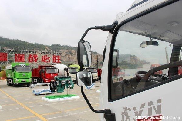 直降0.5万元吉安解放虎V载货车促销中