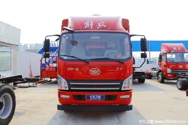 新车到店吉安虎V载货车仅售10.68万起