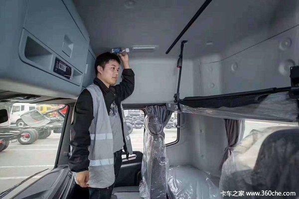 直降0.5万元吉安东风天锦KR载货车促销