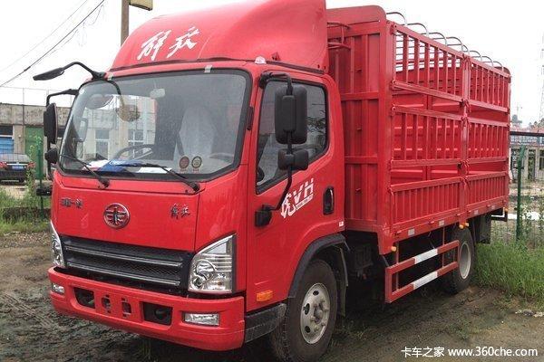 新车到店吉安虎V载货车仅售10.6万元