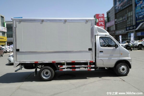 新车到店吉安小霸王W载货车仅售4.38万