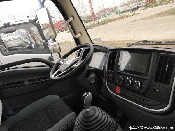 新车促销淮安陕汽轻卡K3000仓栏10.8万