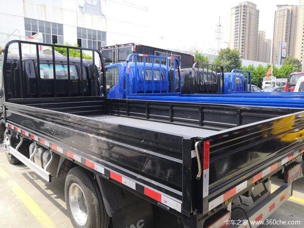 回馈用户嘉兴帅铃Q6载货车钜惠0.3万元