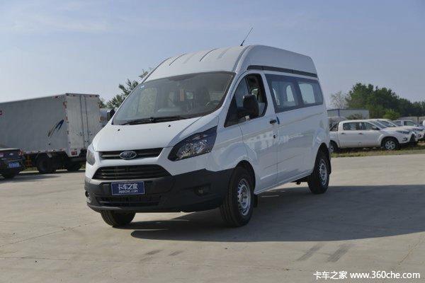 洛阳江铃新全顺封闭货车让利高达0.6万