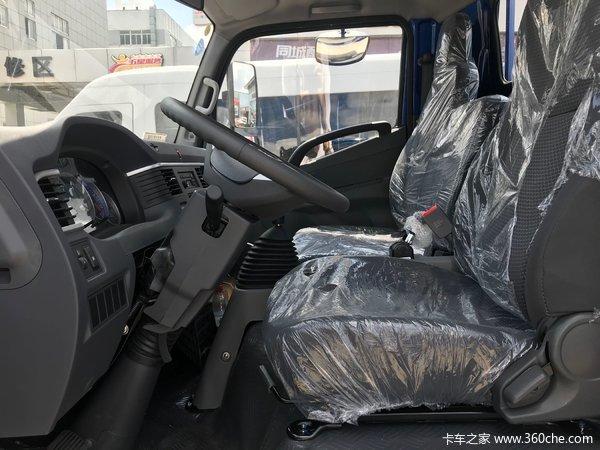 冲刺销量无锡盛田骏铃V5载货车限时促销