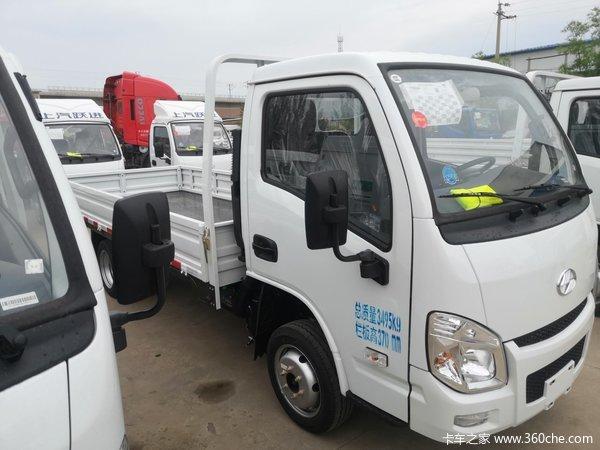 新车到店张家口顺峰载货车仅售4.8万元
