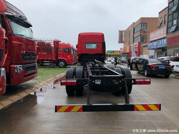 连云港八方格尔发K59.6米底盘31.5万