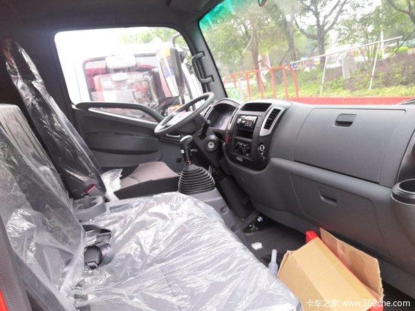 回馈用户湖州凯捷M载货车钜惠0.8万元