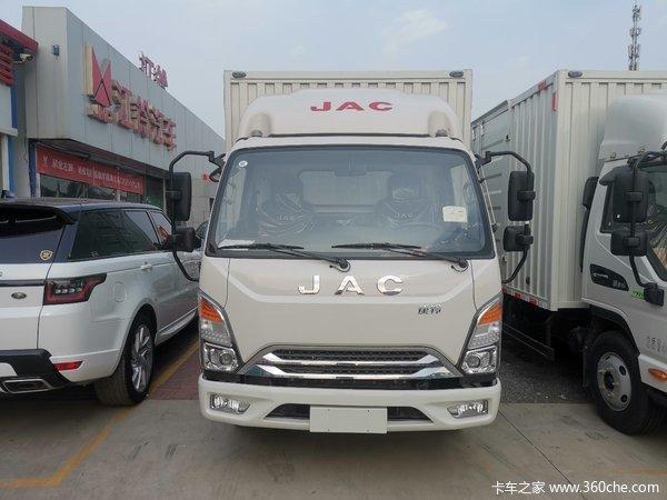 新车优惠唐山康铃J5载货车仅售9.5万元