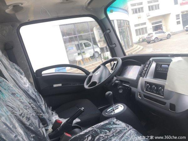 杭州远程汽车E200电动轻卡钜惠0.38万