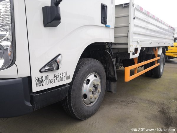 新车到店绍兴凯运蓝鲸载货仅售11.21万