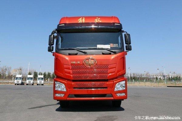 新车优惠沧州解放JH6牵引车仅售32.8万