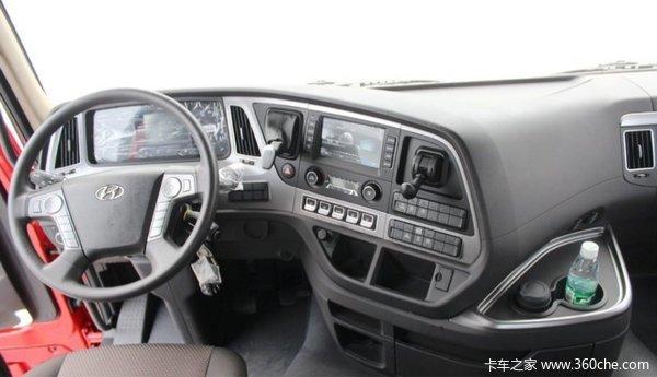 直降5万上海现代商用车创虎火热促销中