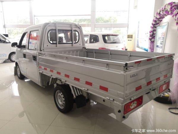 回馈用户杭州优劲载货车钜惠0.3万元
