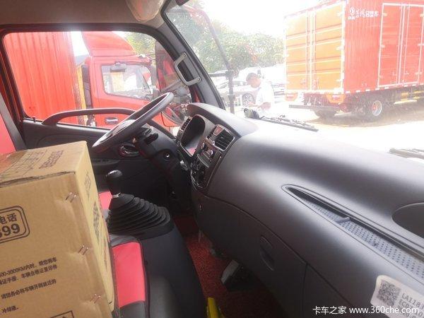 新车促销金华多利卡D6载货车现售8.58万