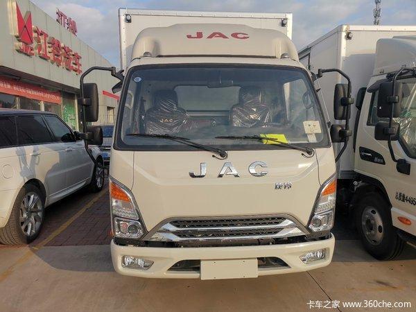 新车优惠唐山康铃J5载货车仅售8.45万