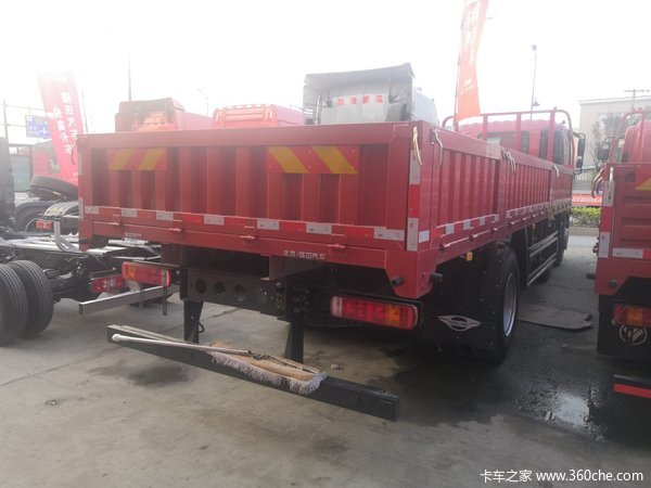 杭州联福时代领航ES7载货车仅售21.98万