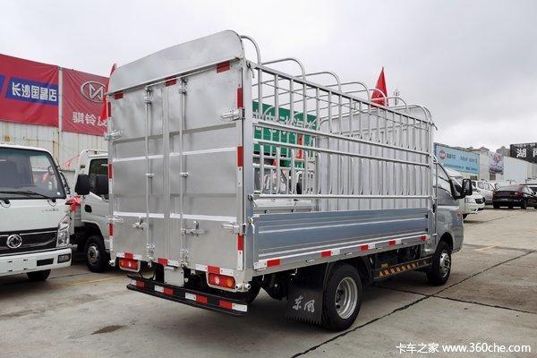 优惠一万元邯郸小霸王W17载货车促销中