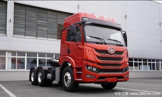 新车优惠沧州悍V牵引车仅售27.7万元