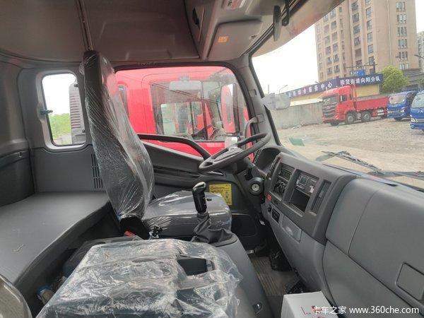 新车促销杭州格尔发A6载货车现售16.5万