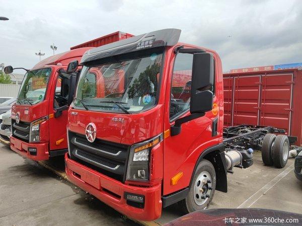 新车到店杭州祥龙载货车仅售11.7万元