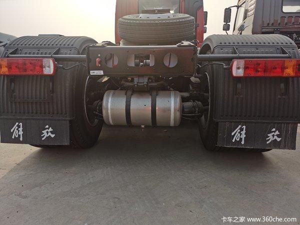 新车优惠沧州悍V牵引车仅售24.7万元
