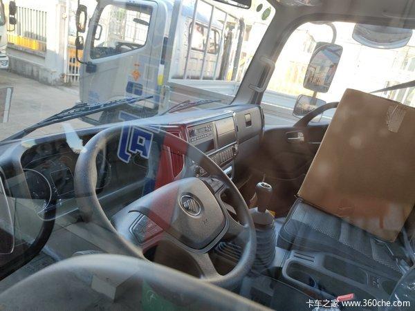 新车到店绍兴欧马可S1载货仅售13.68万