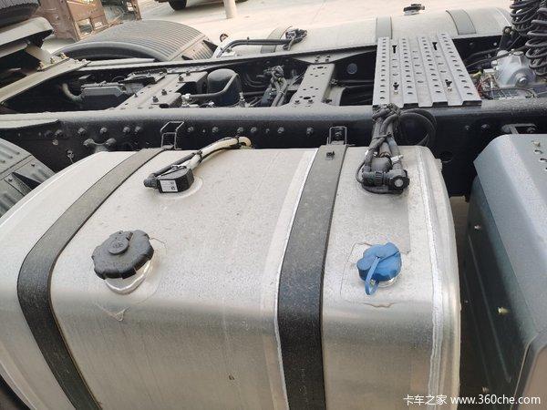 新车优惠沧州悍V牵引车仅售30.5万元