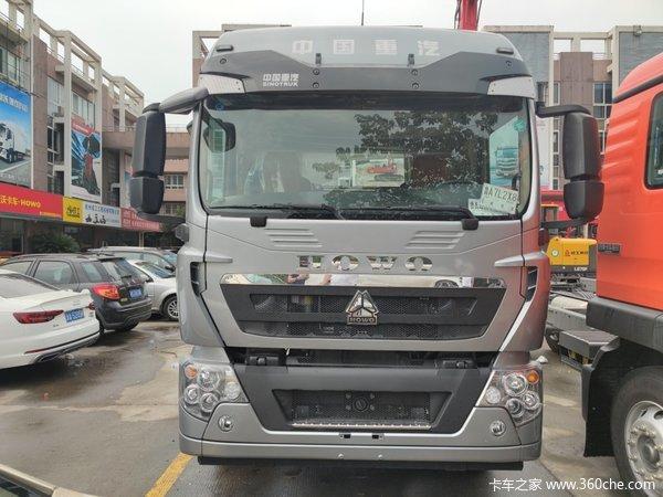 新车促销杭州HOWOTX载货车现售0.3万