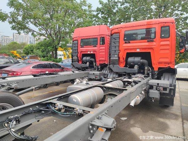 新车到店杭州HOWOTX载货车仅售16.2万