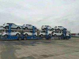 〈车辆运输专家〉中置轴车辆运输车轿运车