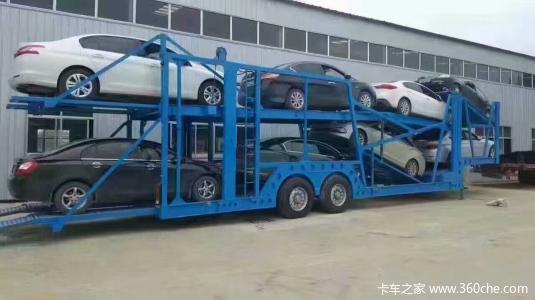 最轻最新轿运车678位多拉快跑轿运车图片