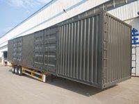集装箱骨架箱展翼箱12米到18米集装箱骨架箱展翼箱12米到18米