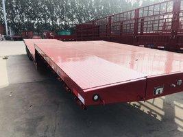 17.5米大板替代车型13.75×3米低平板低平板半挂车