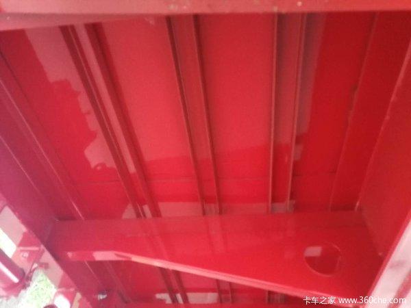 13米苍栅式半挂车现车优惠仓栅式半挂车图片