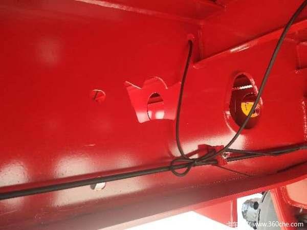 可根据客户运货要求专业订做挂车!仓栅式半挂车图片